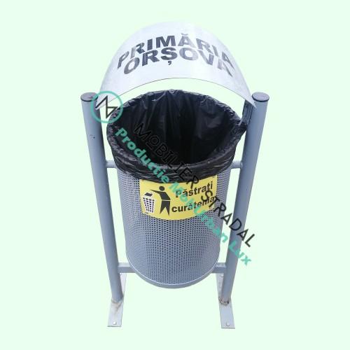 Cos de gunoi stradal #C105